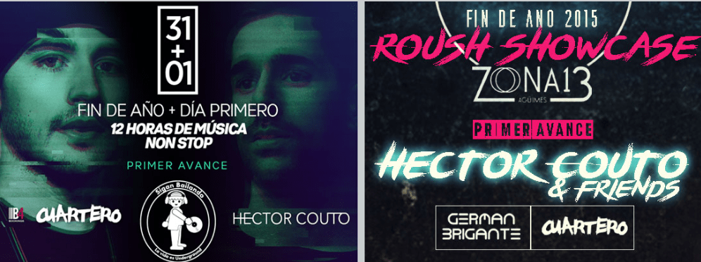 hector couto fin año
