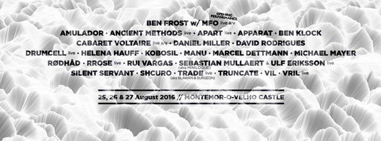 forte festival line up 2016