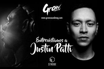 Justin Patti entrevista grow sound mag