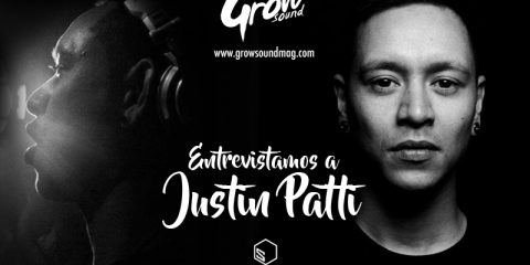 Justin Patti entrevista grow sound mag