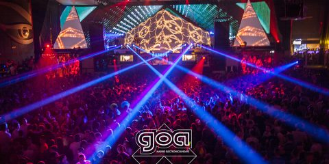 goa fabrik madrid