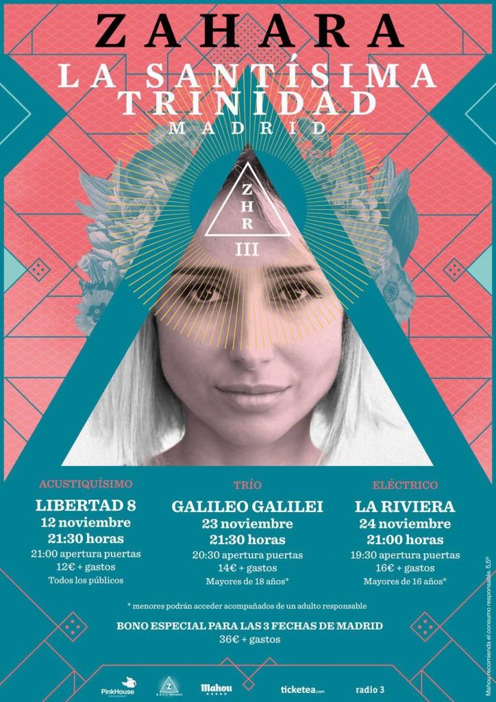 zahara santísima trinidad madrid