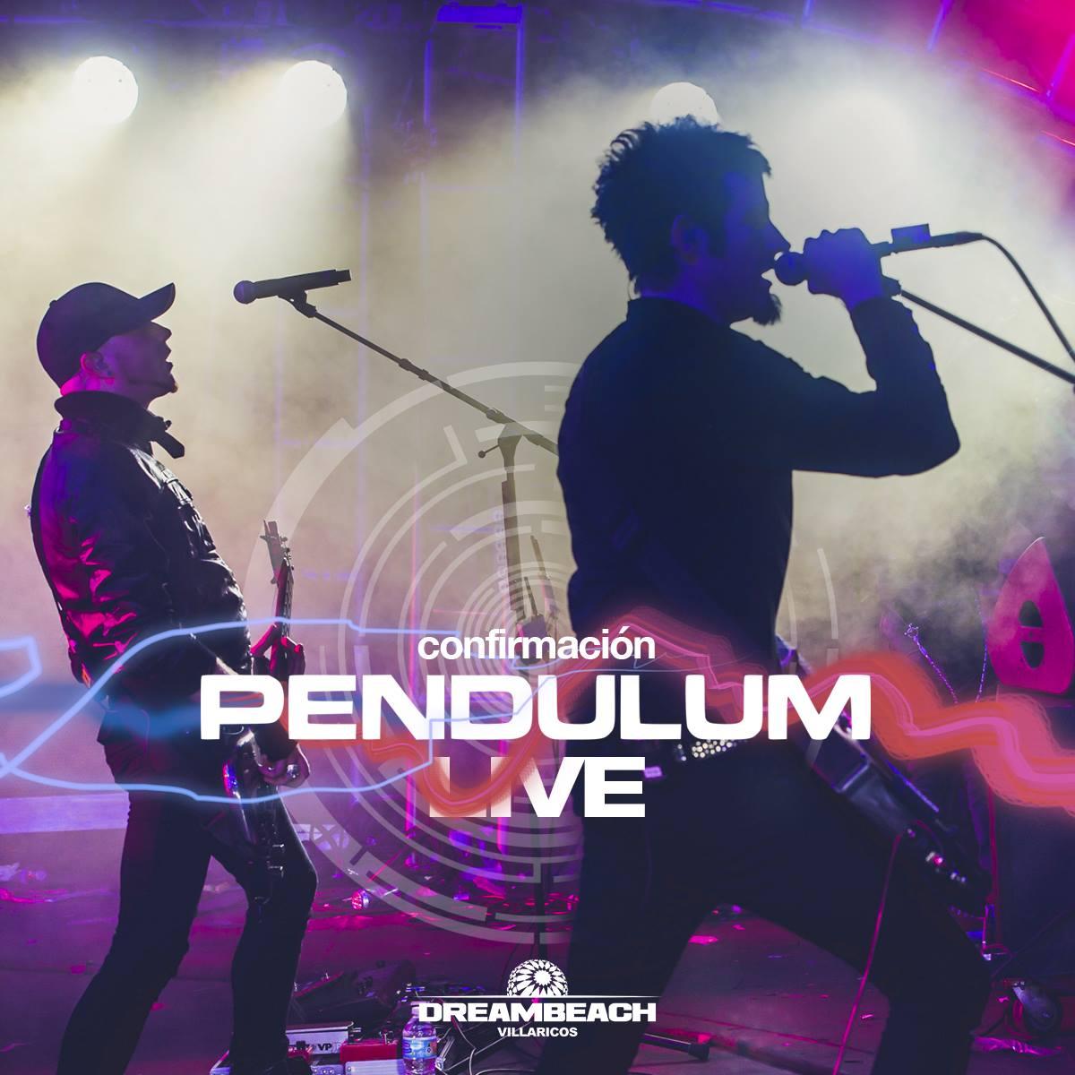 dreambeach pendulum