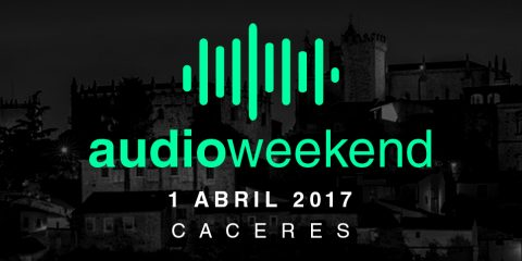 audioweekend cáceres