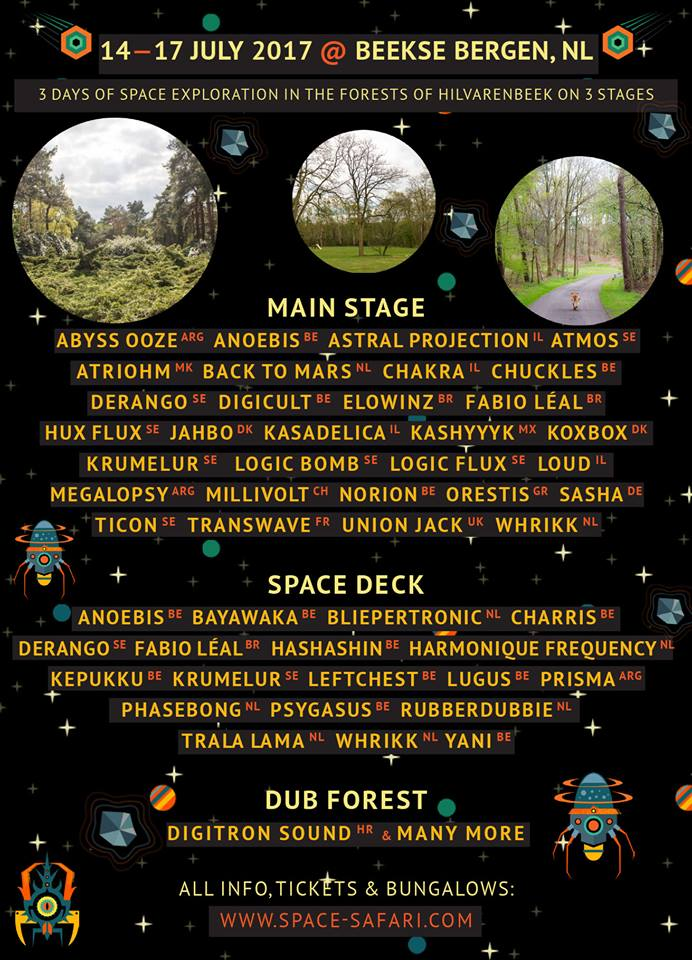 Space Safari Festival