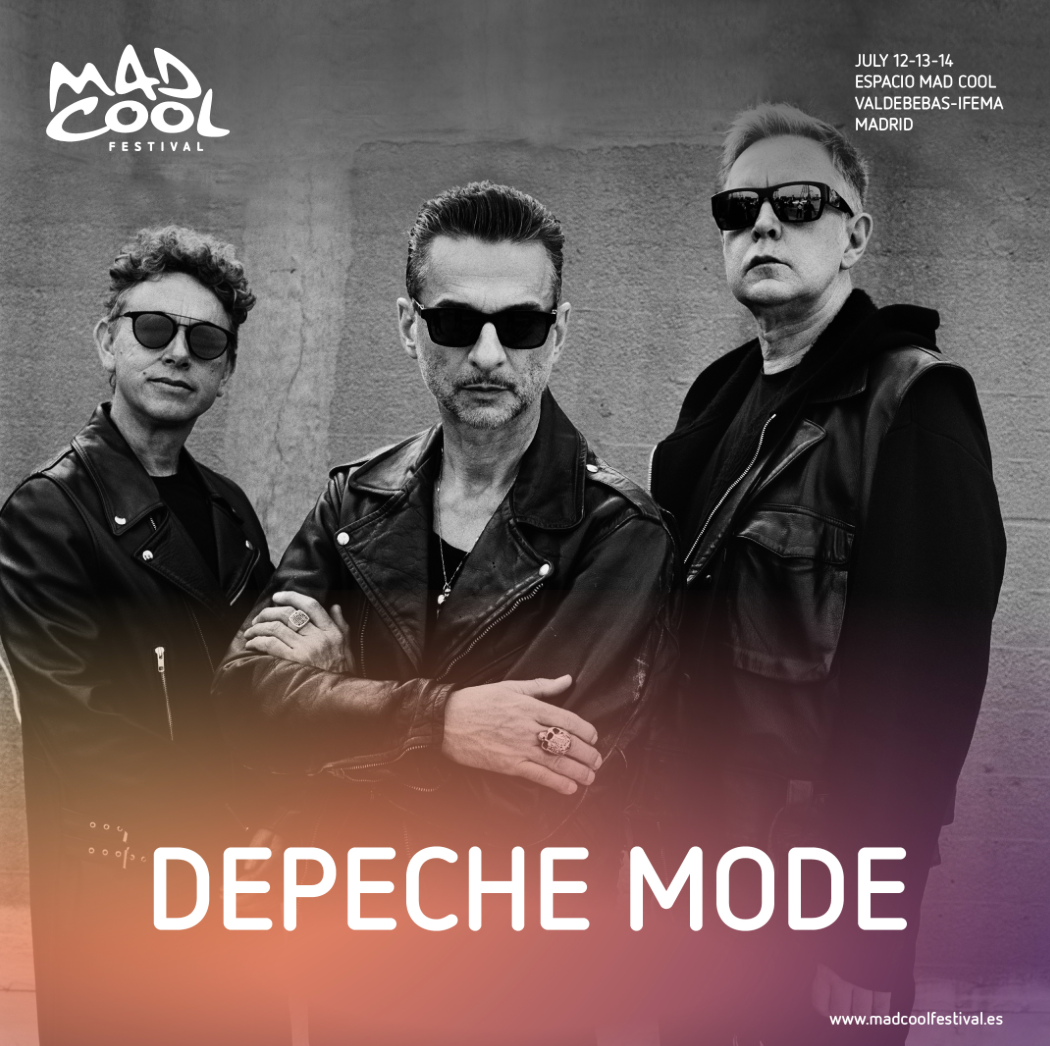 depeche mode confirmados mad cool