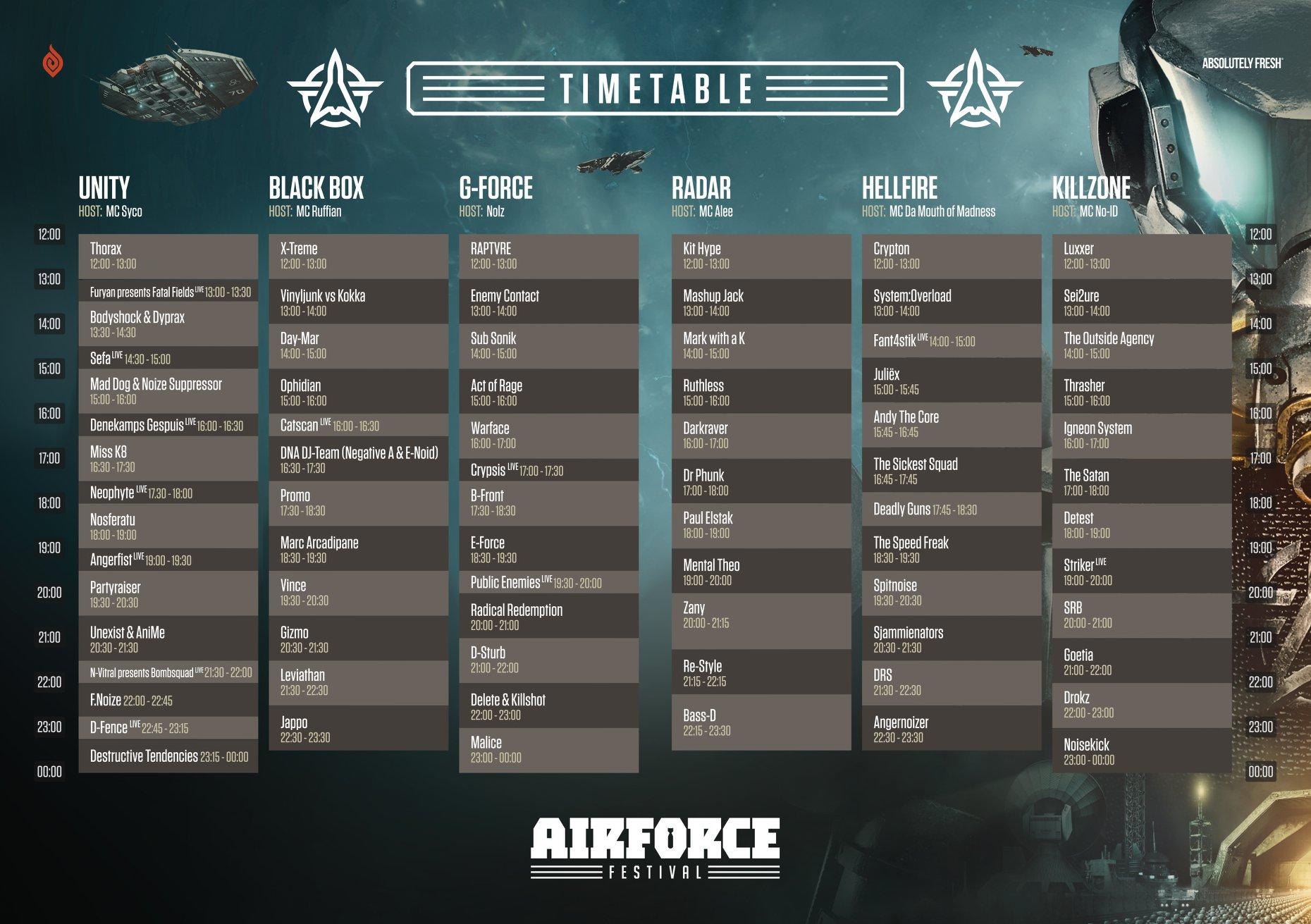 Air Force Festival