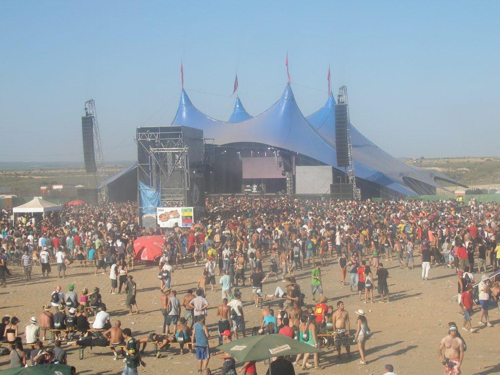 Monegros Desert FESTIVAL 2010